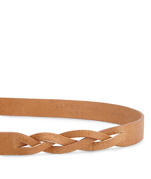 Belt with braided details LKB667 from liebeskind
