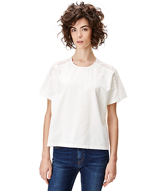 Blouse top S2162102 from liebeskind