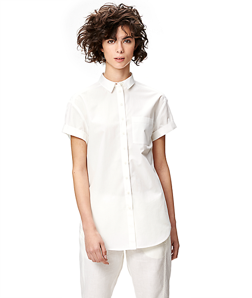 Bluse aus Baumwolle S1162801