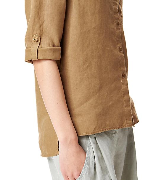 Bluse aus Leinen S2164103