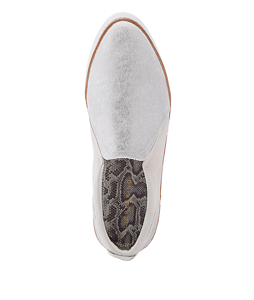 Calf hair slip-on sneaker LS0093 from liebeskind