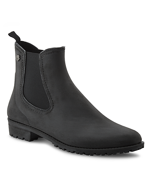 Chelsea gum boots LS0133 from liebeskind