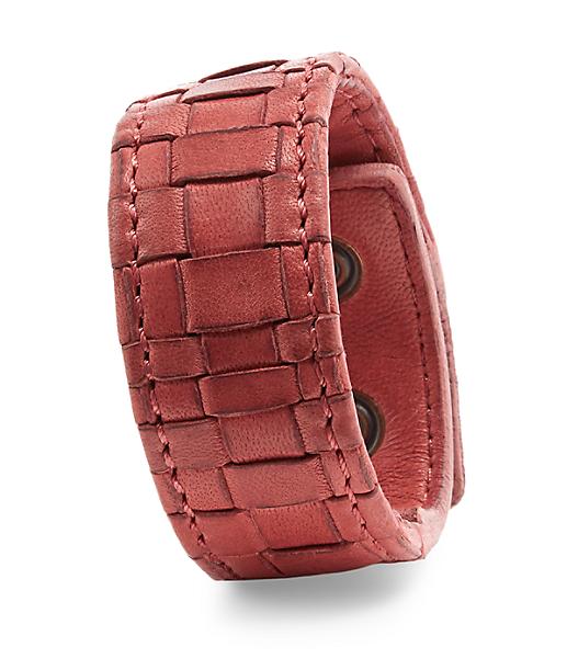 Courtney leather bracelet from liebeskind