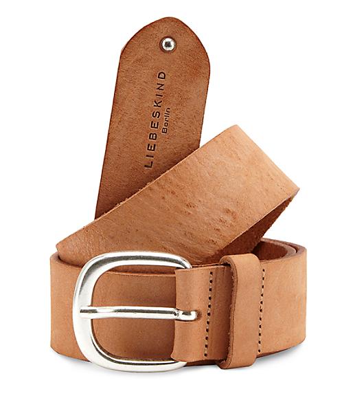 Leather belt LKB665 from liebeskind