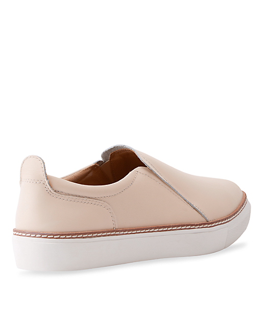 Leather slip-on sneaker LS0095 from liebeskind