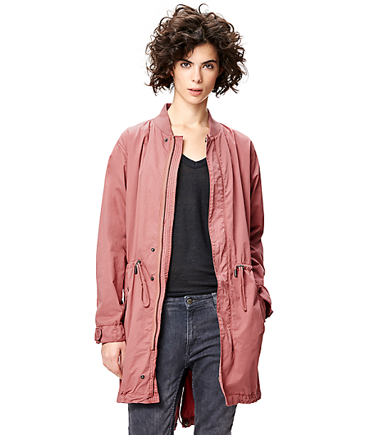 Lightweight parka S1164200 from liebeskind