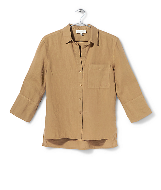 Linen blouse S2164103 from liebeskind