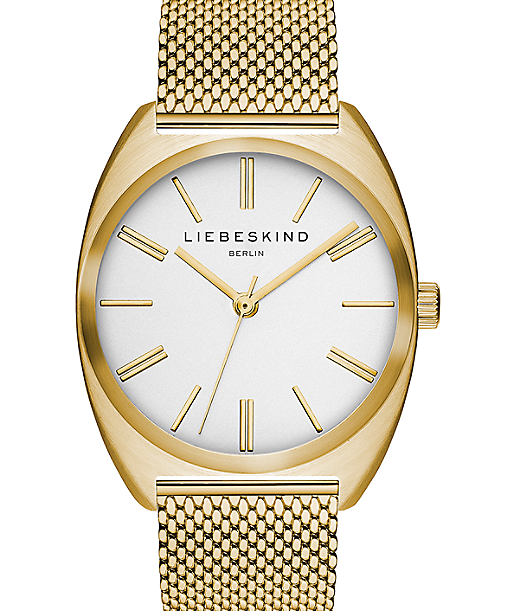 Metal Large LT-0061-MQ wristwatch from liebeskind