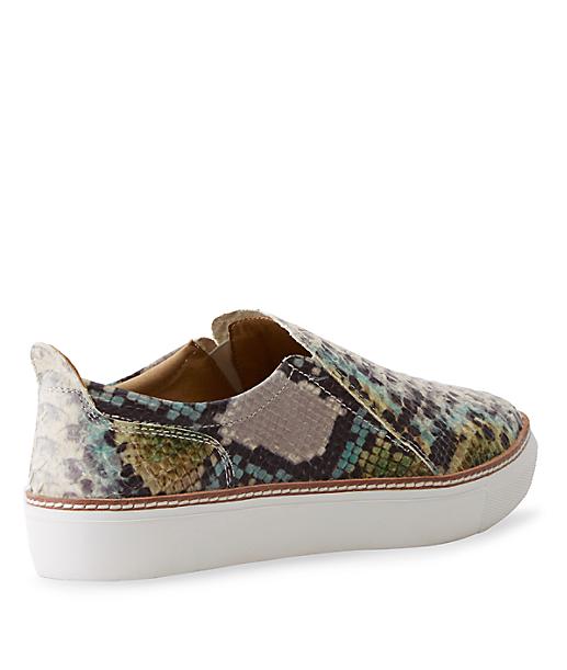 Python embossed slip-on sneaker from liebeskind