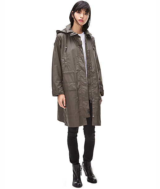 Rain coat F1173021 from liebeskind