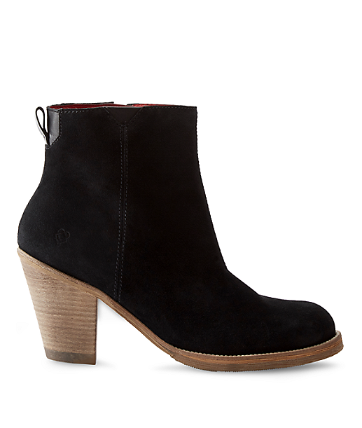 Rauleder Ankle Boots LS0122