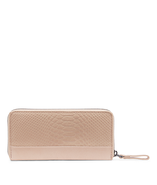 Sally wallet in a crocodile look from liebeskind