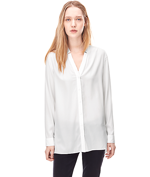 Silk blouse H1162100 from liebeskind