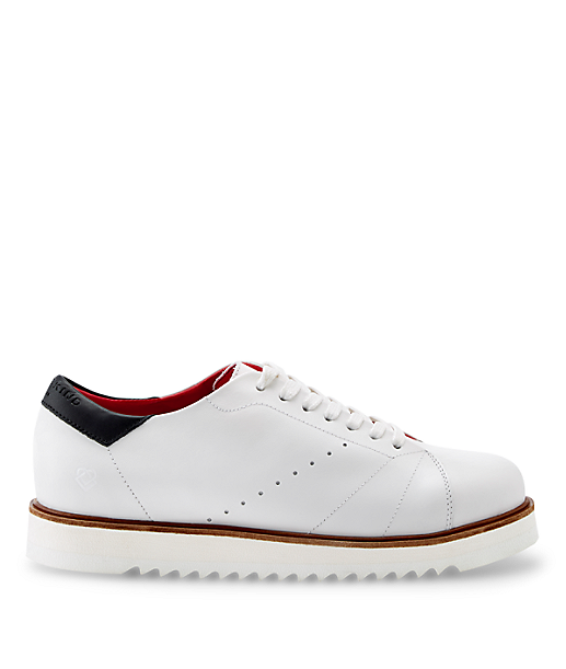 Smooth leather trainers LS0114 from liebeskind