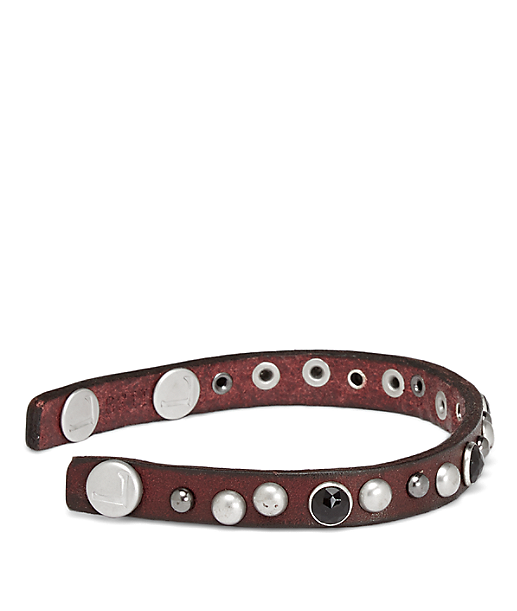 Studded bracelet from liebeskind