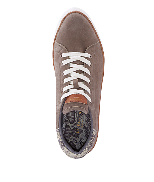 Suede trainers LS0091 from liebeskind