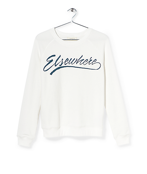 Sweatshirt 'Elsewhere' F1160001