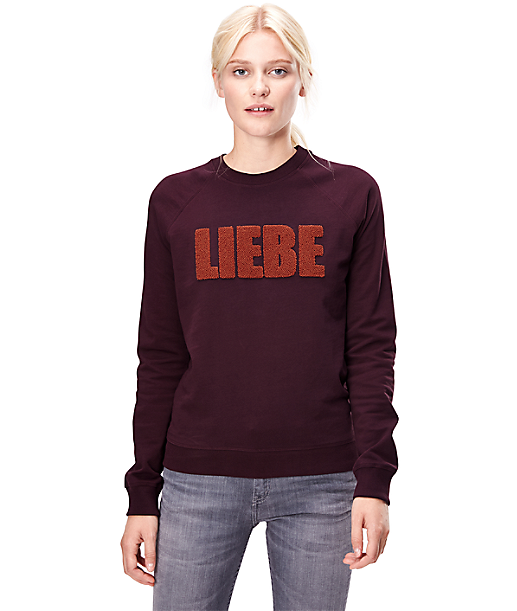 Sweatshirt W2160020 from liebeskind