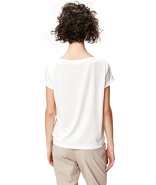 T-shirt with a print S1161300 from liebeskind