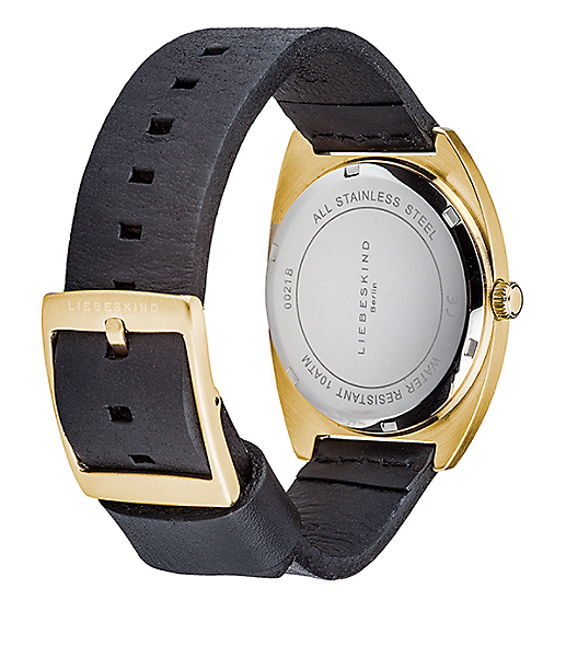 Vegetable Large LT-0021-LQ watch from liebeskind