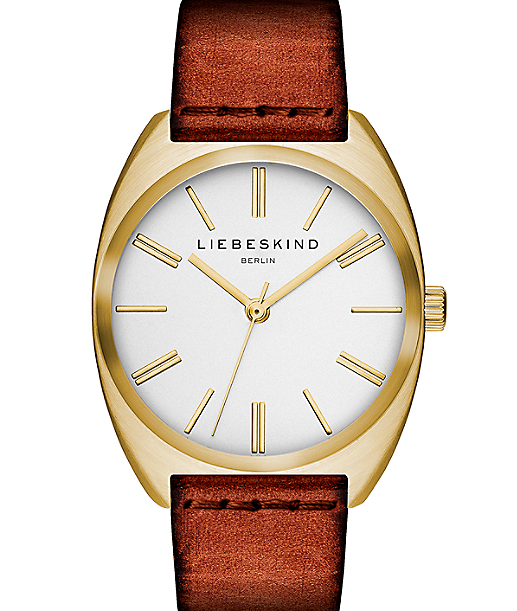Vegetable Large LT-0058-LQ watch from liebeskind
