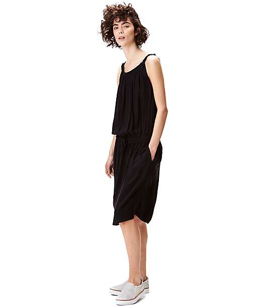 Viscose dress S1162702 from liebeskind