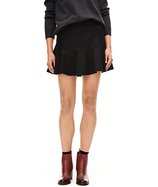 Wool skirt MW2154200 from liebeskind