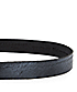 Leather belt with decorative studs LKB669 from liebeskind
