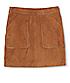 Mini skirt F2167200 from liebeskind