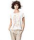 T-Shirt mit Print S1161300