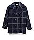 Wool coat W1163102 from liebeskind
