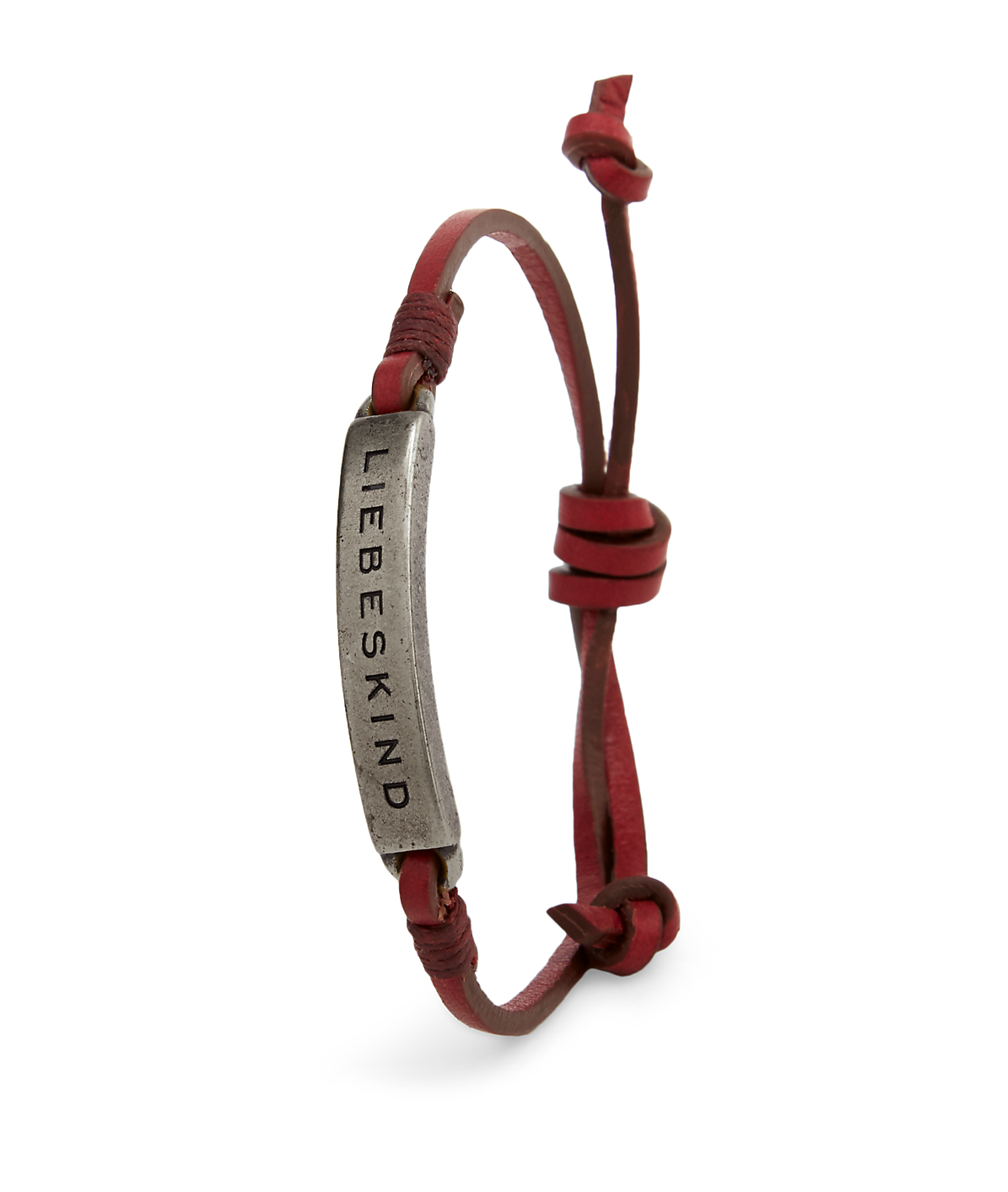 Ada leather bracelet from liebeskind