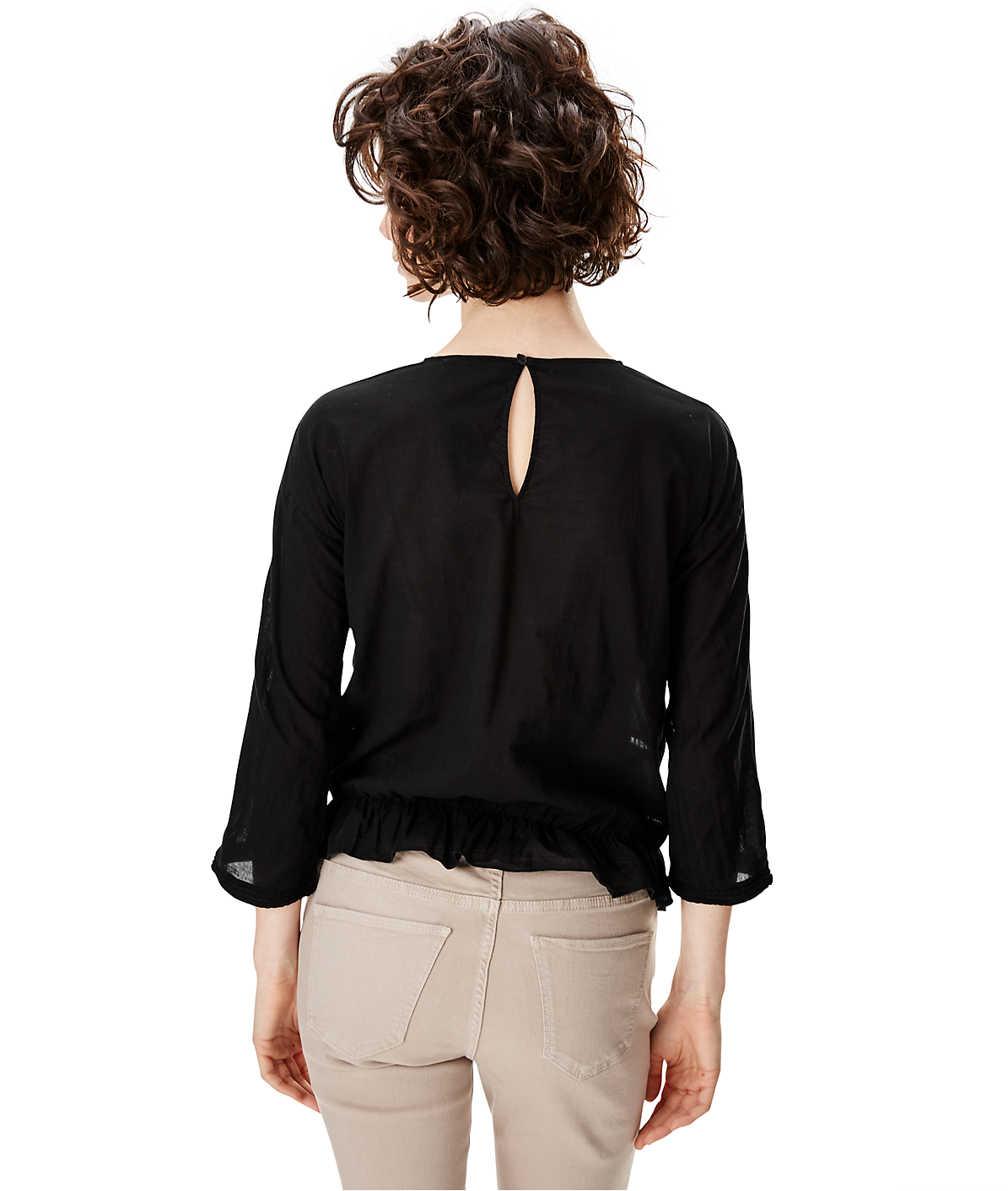Blouse S1162502 from liebeskind