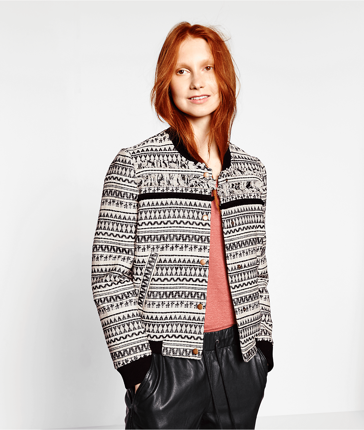Bomber jacket F1172011 from liebeskind