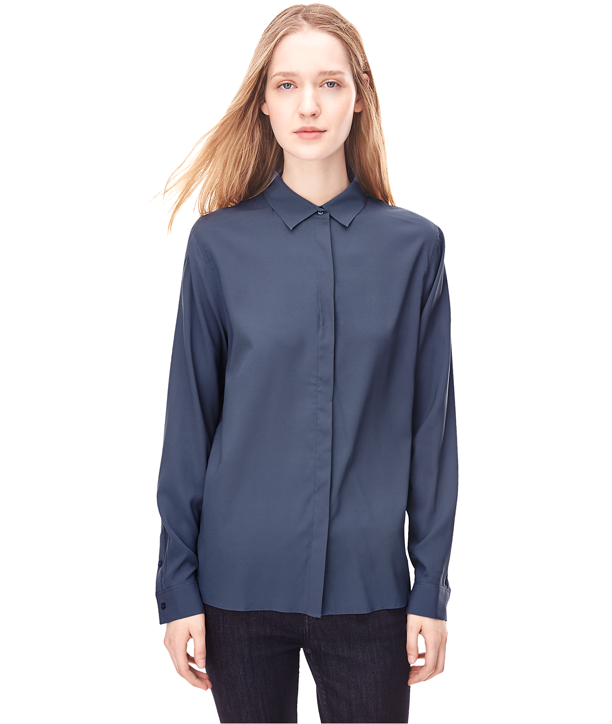 Essential blouse H2162101 from liebeskind