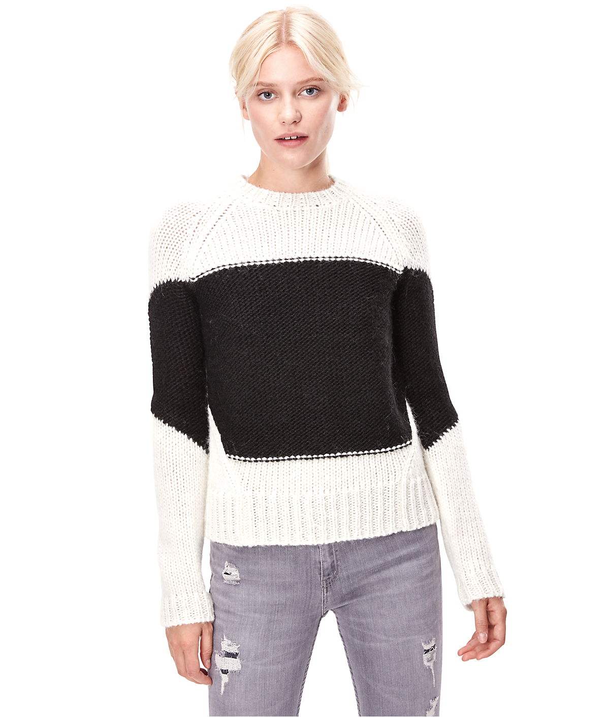 Knit jumper W2165301 from liebeskind