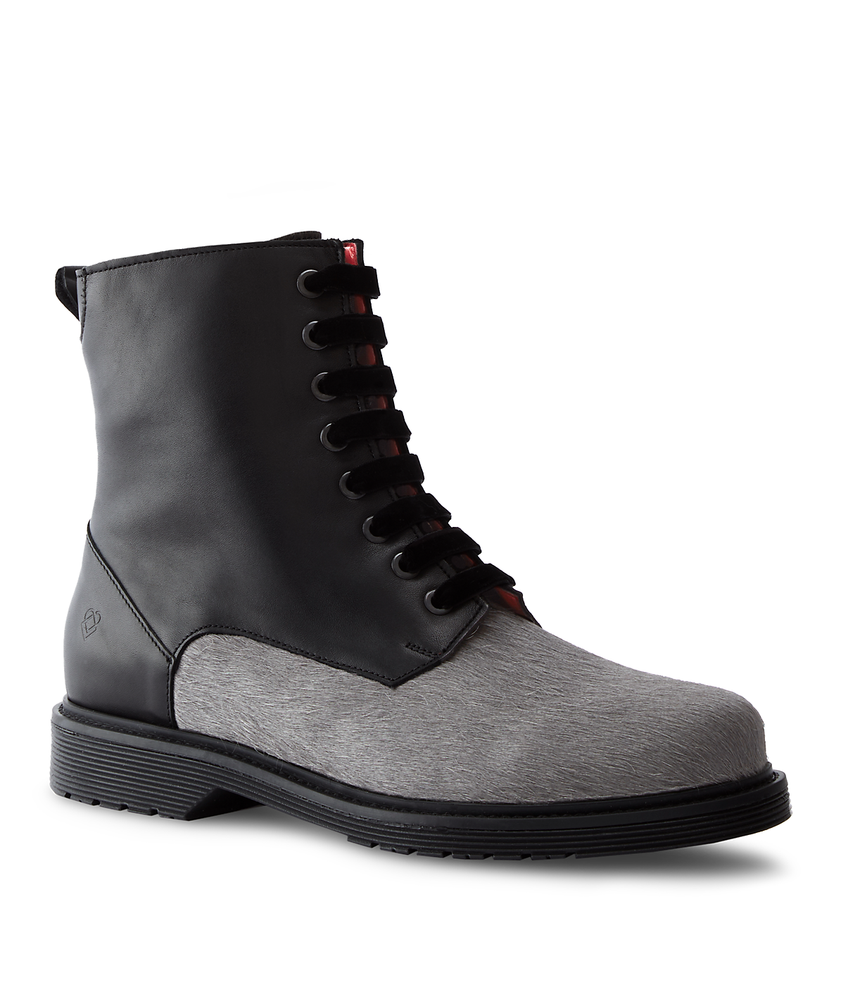 Lace-up boots LS0127 from liebeskind
