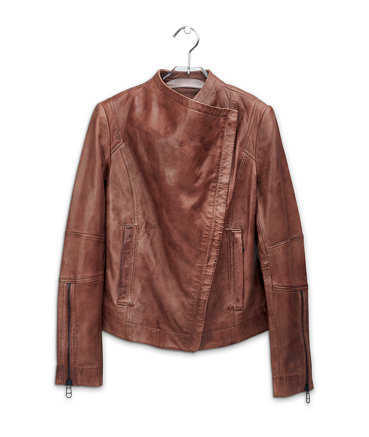 Leather jacket H1167200 from liebeskind