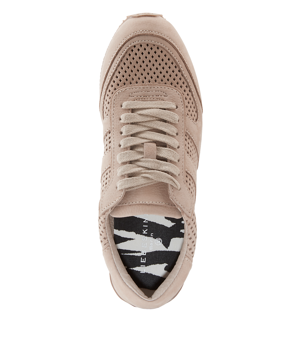 Perforated sneaker LS0111 from liebeskind