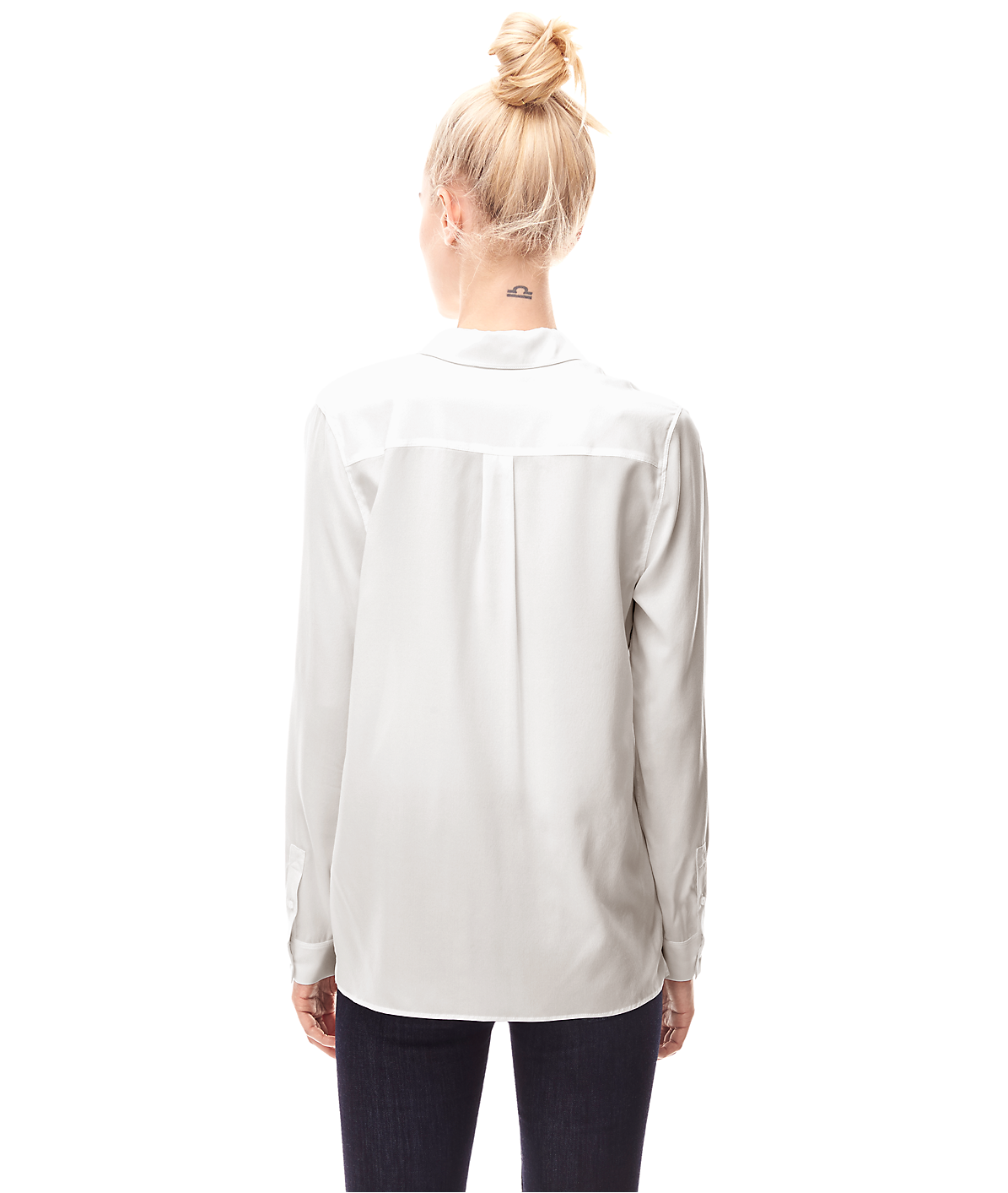 Silk blouse H1162101 from liebeskind