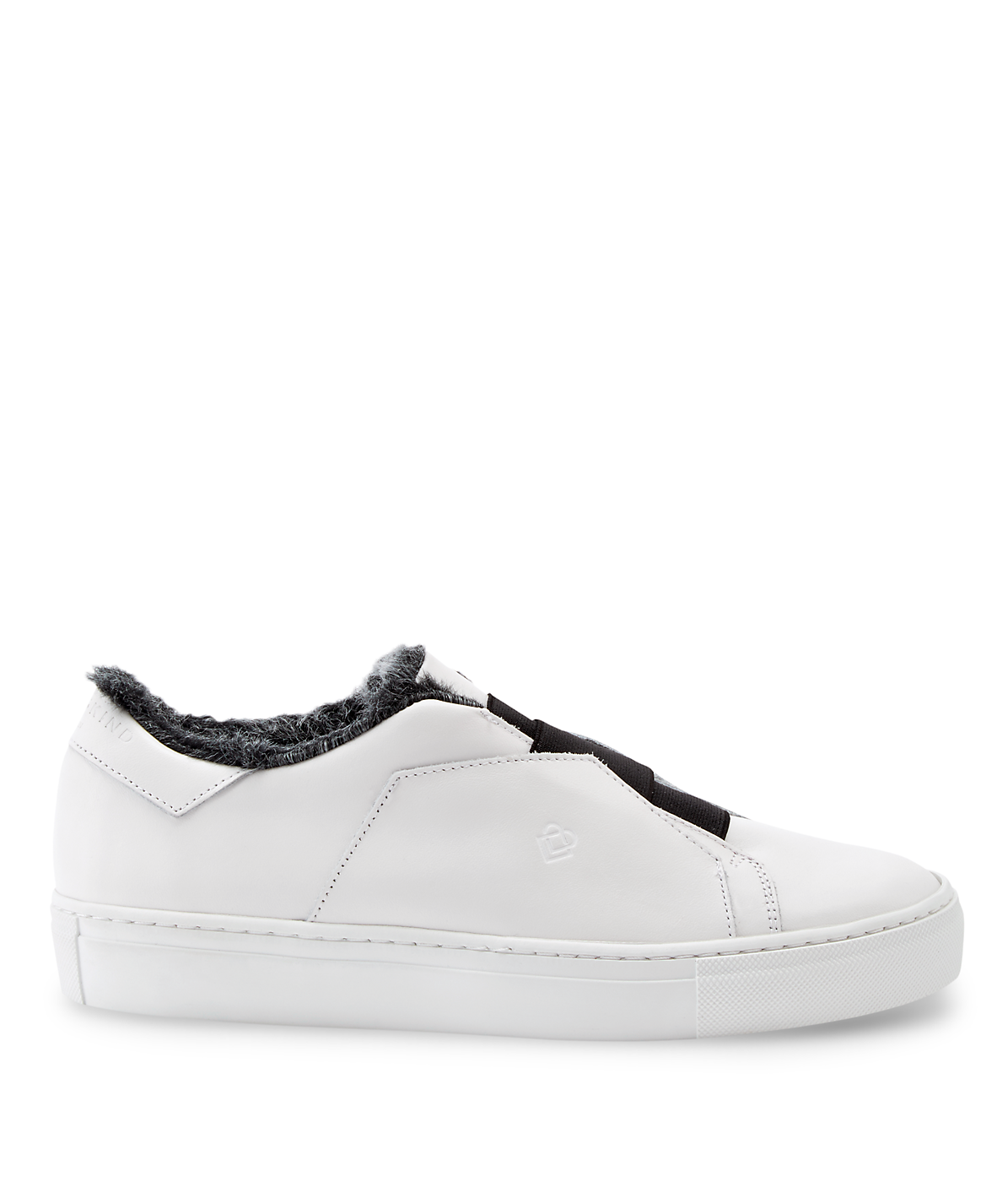 Smooth leather trainers LS0118 from liebeskind