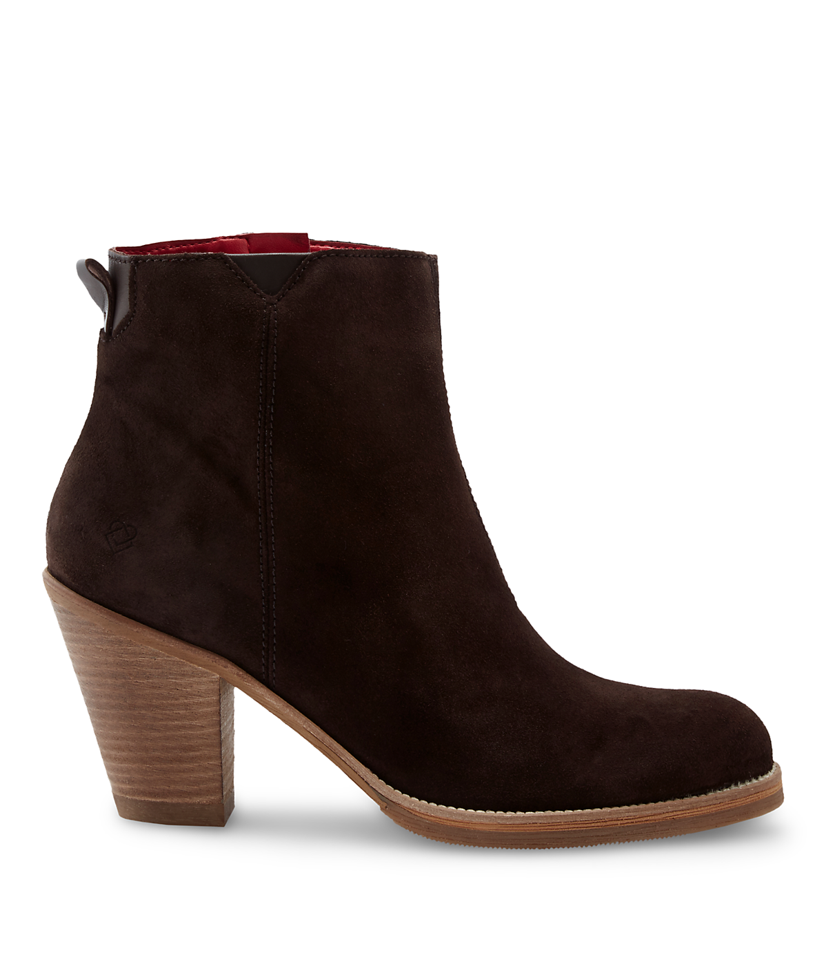 Suede ankle boots LS0122 from liebeskind