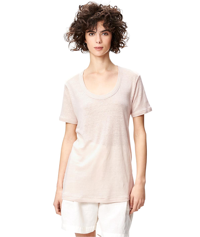 T-Shirt aus Leinen S1161000