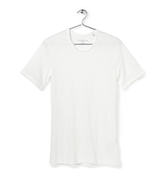 T-shirt in slub yarn jersey F1161400 from liebeskind