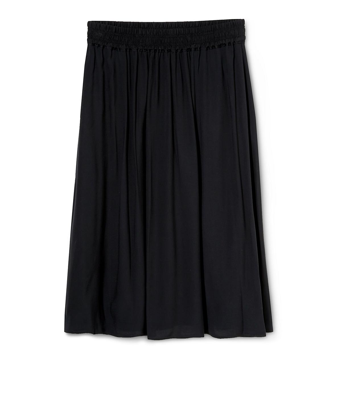 Viscose skirt F1162205 from liebeskind