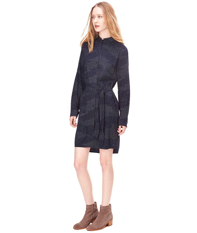 Viskose-Kleid H2162702