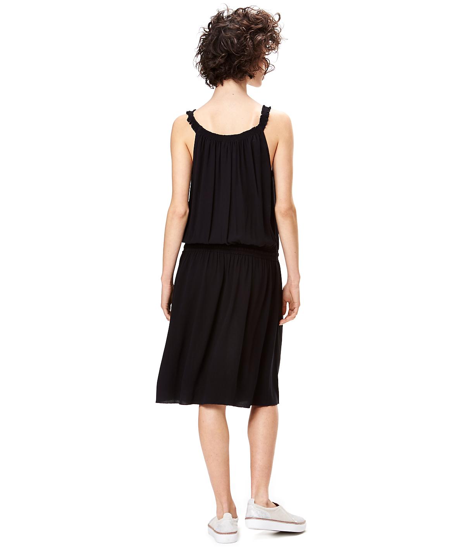 Viskose-Kleid S1162702