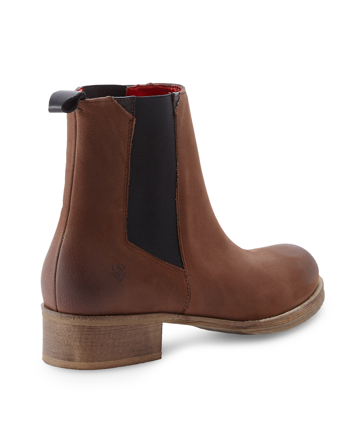 Waxy leather Chelsea boots LS0120 from liebeskind