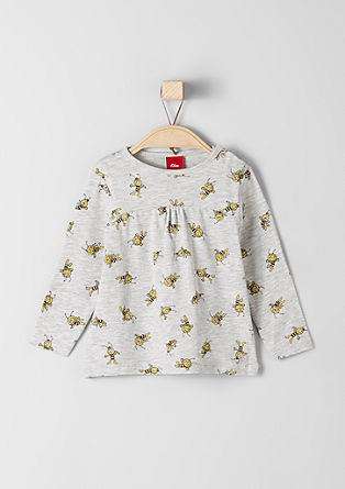 'Maya the Bee' long sleeve top from s.Oliver