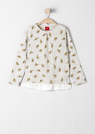 'Biene Maja'-Blusenshirt